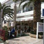 Cafeteria Cibeles - exterior