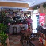 Cafeteria Cibeles - interior