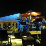 SkyDeck restaurant