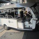 free lovely tuktuk