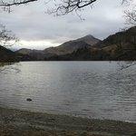 Drive in Snowdonia