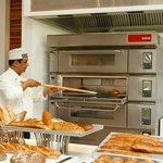 Live Bakery section at SEN5ES