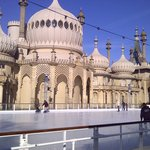 The Royal Pavillion Ice Rink