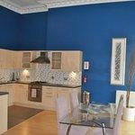 Kitchen 2 bedroom apt