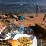 frokost på mirage, Dahab