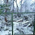 snowed in December 2012