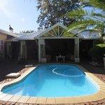 The pool ... very refreshing!