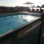 piscine avec une vue splendide