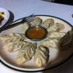 Nepalese food, momo, ser