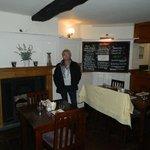 Quaint dining room