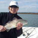 February Redfish