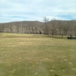 View of the golf course & Ohio River