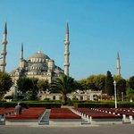 فخر العمارة الاسلامية مسجد السلطان احمد