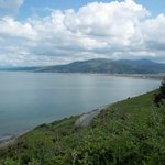Cardigan Bay, taken from the Village, Wales coastal Path