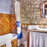 Casa rural El Corral, Baño