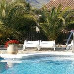 Casa rural El corral, piscina