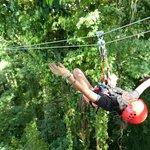 Best zipline in Central America