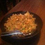 Japanese garlic rice