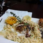 Lemon & Thyme Chicken Risotto