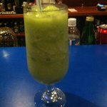 passion fruit -frozen mojito