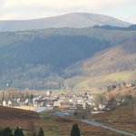 view to machynlleth