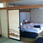 Western/Japanese combination room