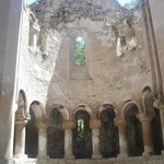 Still standing apse of İşhan Church