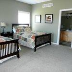 Cedar Hollow bedroom