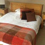 Double Bed, Deluxe Bedroom