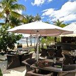 Cote Lagon St Martin Antilles Francaise