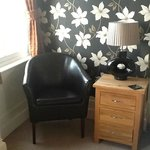 Suite Bedside Table & Chair