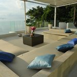Sunset terrace and lounge