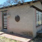 Very rustic casita not luxurious but clean and could use upd