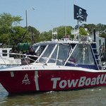 Tow Boat US station