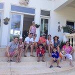 CON LA FAMILIA EN AÑO NU