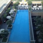 nice long pool
