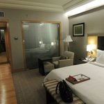 room in suite