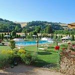 Gartenanlage Molino di Foci