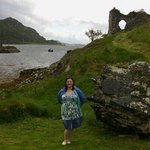 Stromeore Castle Ruins