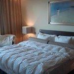 Penthouse soveværelse