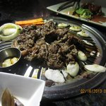 SizzlinGogi Korean Barbecue resmi