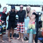 ScubaJeff diving instructor and divemasters