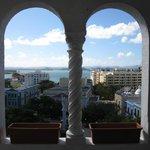 Encore le super balcon spacieux