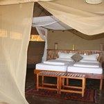 Nice tents