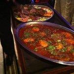 Kurshi Raan (Lamb Leg Banquet Home Style Banquet)