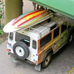 our SUP vehicle
