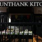 The Unthank Kitchen deck