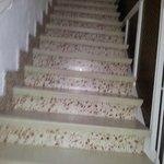 Las escaleras
