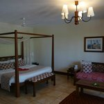 So spacious - Maridadi Deluxe room