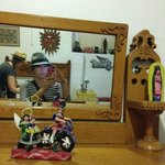 casa room + amazing folk art
